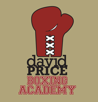 David Price Boxing Academy Graphic Design Project
